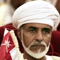 Le sultan Qabous.