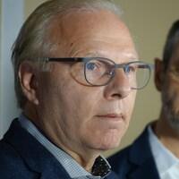 Le chef du PQ, Jean-François Lisée.