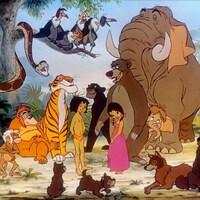 Le Livre de la jungle de Disney, inspiré du recueil de nouvelles de Rudyard Kipling, est sorti dans les salles de cinéma en 1967