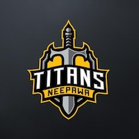 Des logos avec un casque de chevalier et une épée de chevalier.