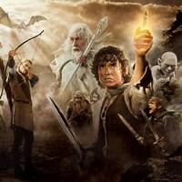 On voit les principaux personnages du film.