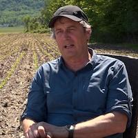 L'agronome Louis Robert.