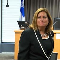 L'avocate Lucie Joncas