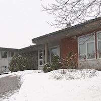 L'ancienne maison Notre-Dame du Saguenay.