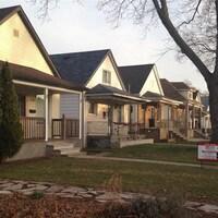 Maisons à Windsor