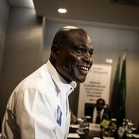 Le candidat de l'opposition en RDC, Martin Fayulu