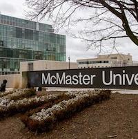 Le campus de l'Université McMaster.