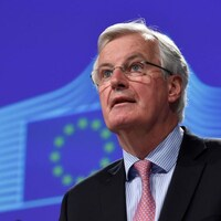 Le négociateur en chef de l'Union européenne pour le Brexit, Michel Barnier.