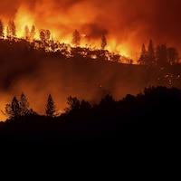 La Californie est aux prises avec de violents incendies sur son territoire depuis jeudi dernier (8 novembre 2018).