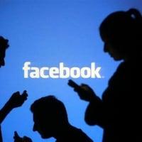 Des pictogrammes d'utilisateurs de Facebook.