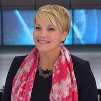 La ministre sortante de l'Environnement du Québec, Isabelle Melançon