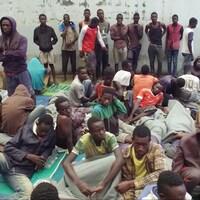 Les migrants sont triés, détenus dans des conditions «abominables», selon  l'ONU.