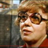 Monique Cousineau à l'époque où elle dirigeait le Carrefour francophone,.