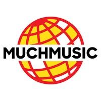 Logo rouge, jaune et noir de MuchMusic