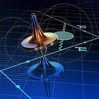 Évocation du calcul de l'effet de la polarisation du vide sur le magnétisme du muon.