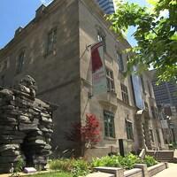 Le Musée McCord à Montréal.