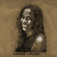 Illustration à partir d'une photo de Nadine Valcin