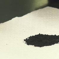 Une fine poudre