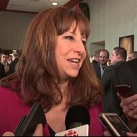 Nathalie Roy, présidente du caucus de la CAQ