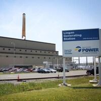 La centrale au charbon de Lingan, au Cap-Breton, doit fermer ses portes quand la centrale de Muskrat Falls, au Labrador, commencera à produire de l'électricité.
