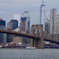 Il faudra bientôt payer pour entrer en voiture à Manhattan à partir du pont de Brooklyn.