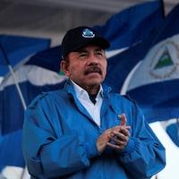 Le président du Nicaragua Daniel Ortega en septembre dernier.