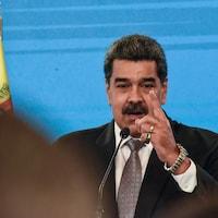 Nicolas Maduro, le président vénézulien.
