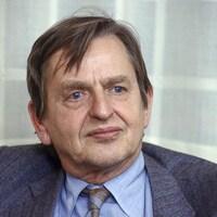 L'ancien premier ministre suédois Olof Palme.