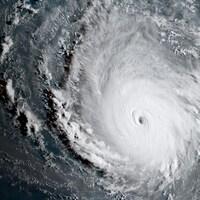 L'ouragan Irma a-t-il pris de la puissance à cause du réchauffement climatique?