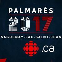 Palmarès 2017 Saguenay-Lac-Saint-Jean