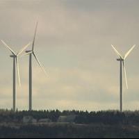 Des éoliennes du parc Viger-Denonville.