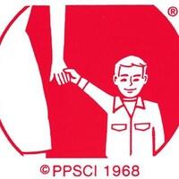 Logo de l'organisation Parents-Secours, créée en 1976.