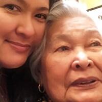 Grace Sorenson et sa mère