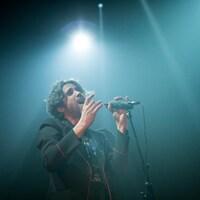 Patrick Watson était en concert mardi à Montréal pour la première de trois représentations au MTelus.