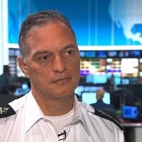 Philippe Pichet, directeur du SPVM
