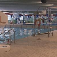La piscine du Cégep de Jonquière