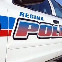 Une voiture du service de police de Regina