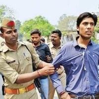 Arrestations dans le cadre d'une opération anti-Roméo dans la ville de Lucknow, dans l'Uttar Pradesh.