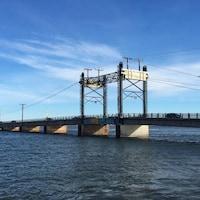 Le pont Lamèque-Shippagan