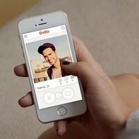 Image tirée d'une vidéo promotionnelle de Tinder