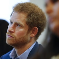 Un portrait de Prince Harry