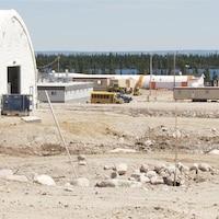 Le projet de mine d'uranium Matoush, de l'entreprise montréalaise Strateco (archives)