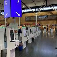 Les douanes canadiennes à l'aéroport Montréal-Trudeau
