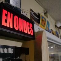 Dans le studio de Radio Taïga