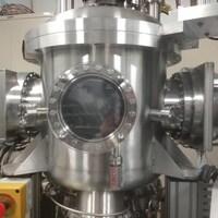 Un réacteur plasma.