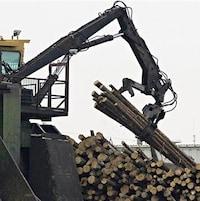Installations de Produits forestiers Résolu, anciennement Tembec à Senneterre