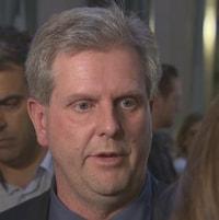 Le président de l'Association des commissions scolaires de la Saskatchewan, Shawn Davidson.