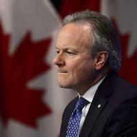 Le gouverneur de la Banque du Canada Stephen Poloz  a annoncé une hausse des faillites