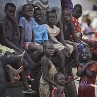 Environ 62 % des réfugiés sud-soudanais sont des enfants, selon l'ONU.