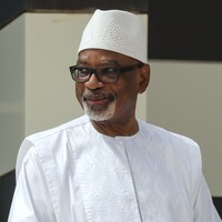 Le président malien Ibrahim Boubacar Keïta.
